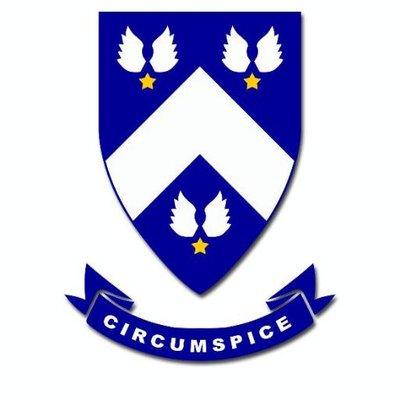 Logo trường trung học Hillcrest