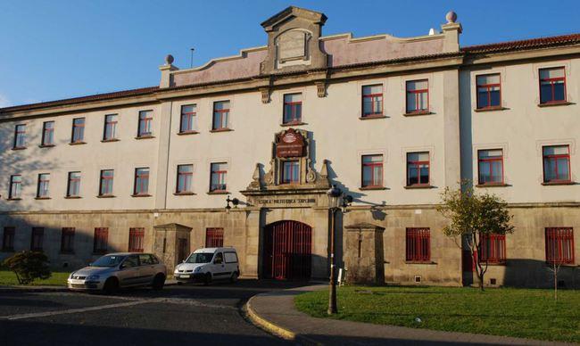 Trường đại học A Coruna, Tây Ban Nha