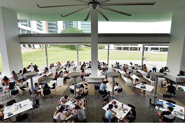 Môi trường học tập tại trường đại học Quốc gia Singapore