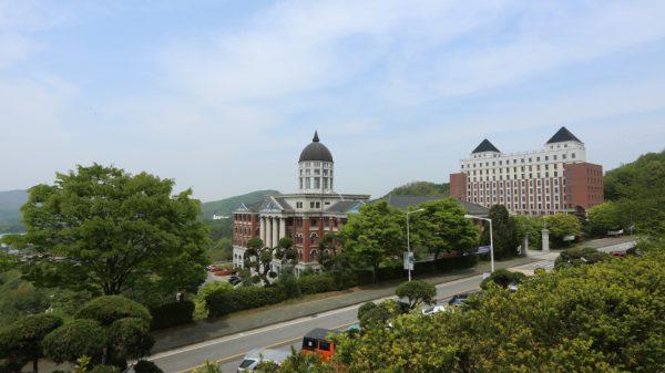 Trường đại học Tongwon - lựa chọn hàng đầu khi du học Hàn Quốc