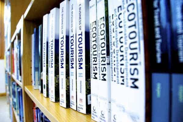 Thư viện trường đại học Sunderland, Anh cơ sở London