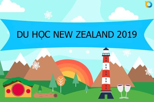 Du học New Zealand 2019 – Sự lựa chọn hoàn hảo