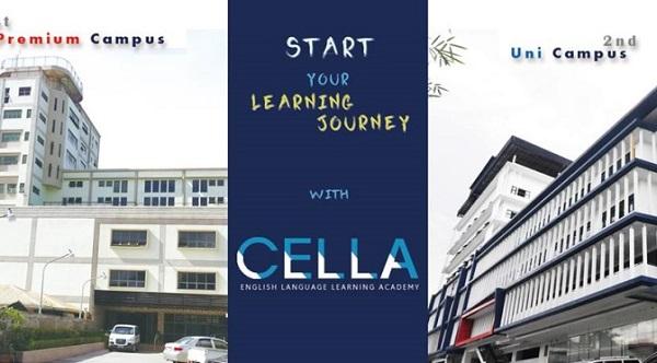 Trường Anh ngữ Cella