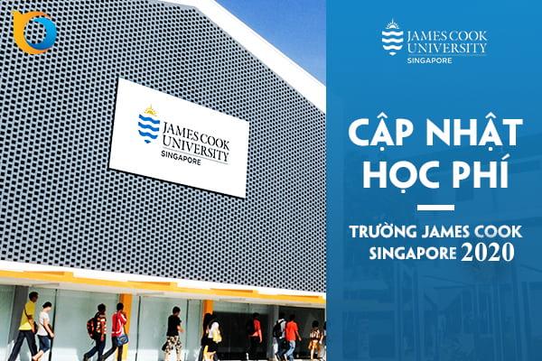 Học phí trường James Cook Singapore 2020