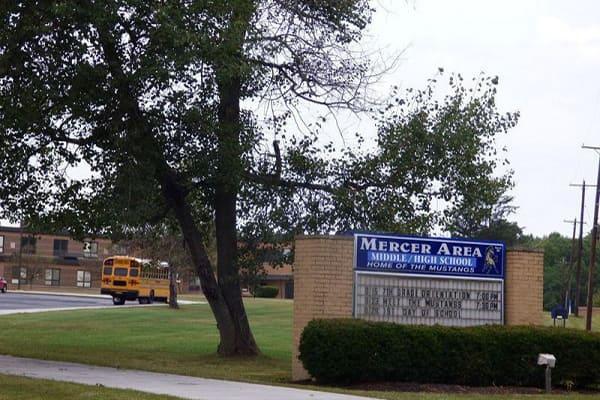 Học bổng trường Mercer Area High School
