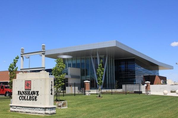 Trường Fanshawe College Canada