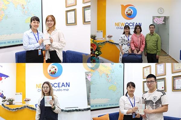 Visa du học từ Chi nhánh Hà Nội
