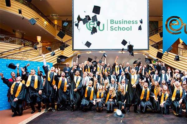 EU Business School chắc chắn là nơi chắp cánh tương lai của bạn