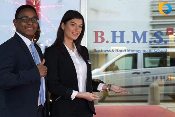 Trường kinh doanh và quản lí khách sạn BHMS