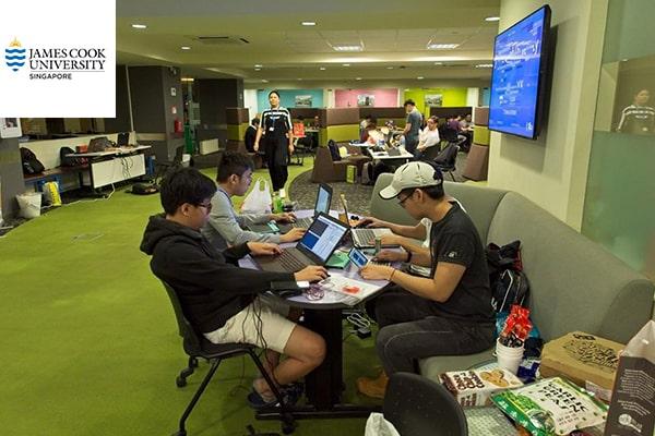 Ngành công nghệ thông tin tại Singapore - James Cook Univeristy