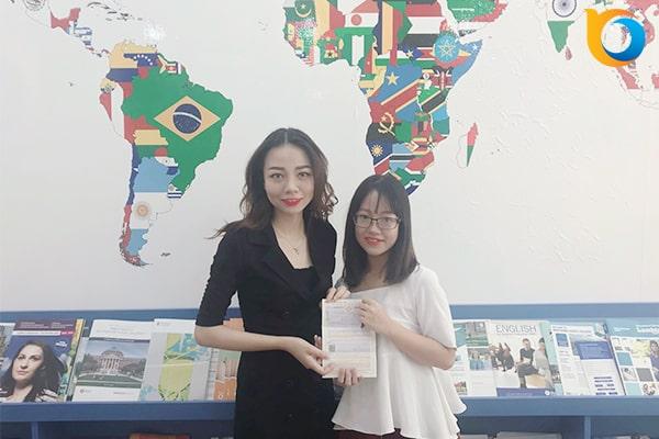 Visa du học Nhật Nguyễn Minh Trang