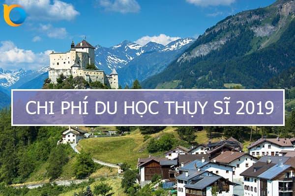 Chi phí du học Thụy Sĩ hết bao nhiêu tiền