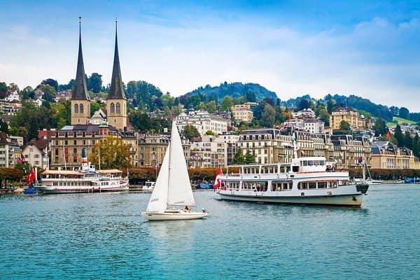Thụy Sĩ là một trong những quốc gia đáng sống nhất thế giới