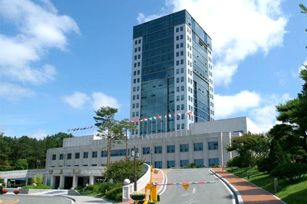 Khuôn viên trường Đại học Deagu