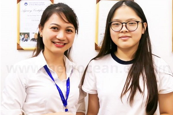 Bạn Nguyễn Lê Cẩm Anh với chương trình du học thông minh sau khi học hết lớp 9