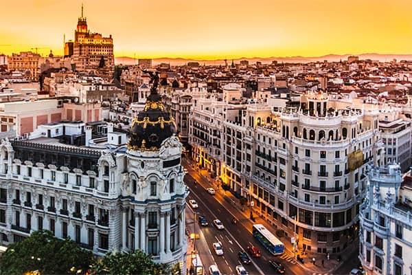 Đất nước Tây Ban Nha