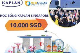 Học bổng Kaplan Singapore