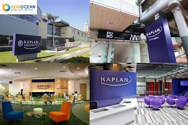 Học viện Kaplan nằm trong top 3 tổ chức giáo dục tư thục tốt nhất Singapore