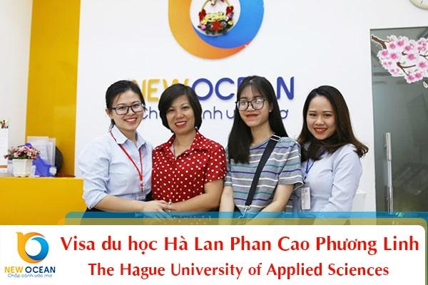 Bạn Phan Cao Phương Linh với ngành truyền thông nổi bật