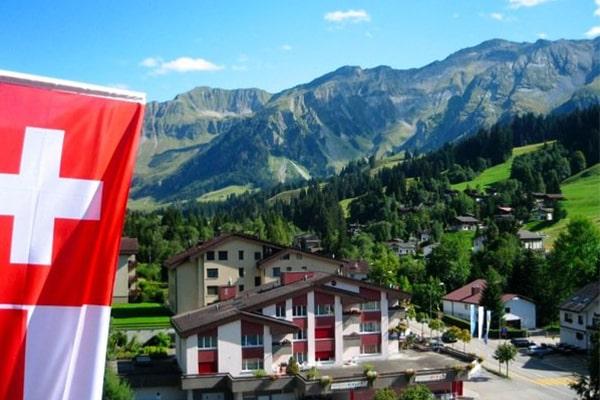 Thụy Sĩ - Quốc gia đứng đầu về ngành quản trị du lịch khách sạn