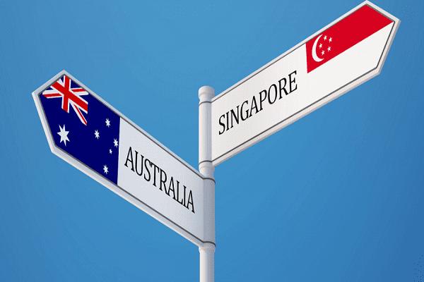 Du học Singapore hay Úc - Đâu mới là thiên đường du học cho bạn