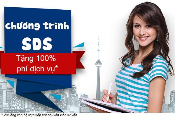 Du học Canada chương trình SDS