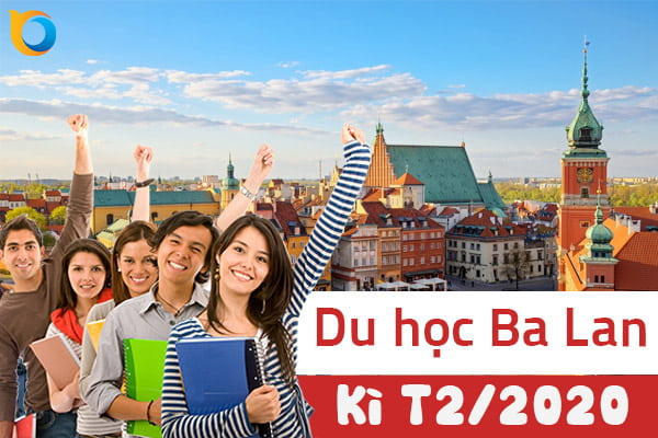 Du học Ba Lan kì nhập học T2/2020