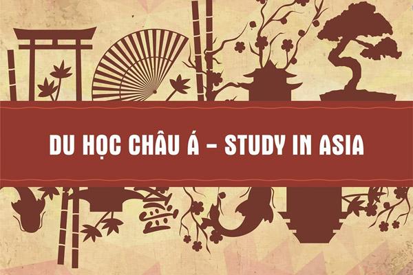 Du học ở các quốc gia châu Á