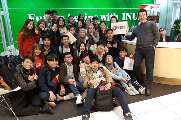 INUS Australia mang đến một trải nghiệm thú vị cho du học sinh