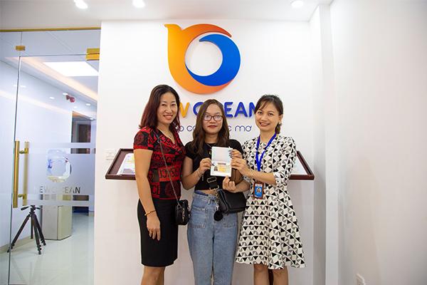 Chúc mừng Đỗ Trung Anh nhận Visa du học Anh Quốc từ New Ocean