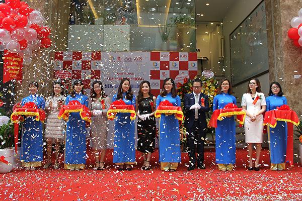 New Ocean tưng bừng khai trương văn phòng mới tại Hà Nội