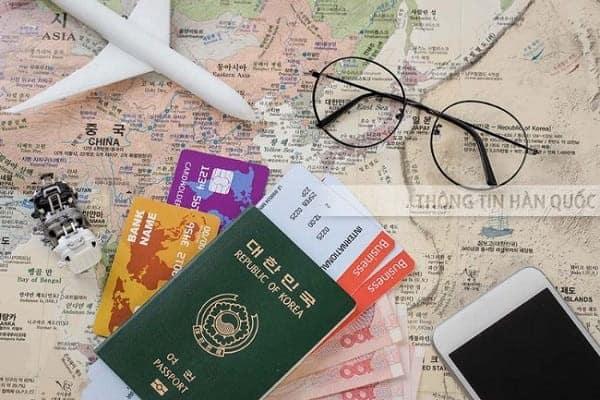 Quy trình xin Visa thẳng Hàn Quốc