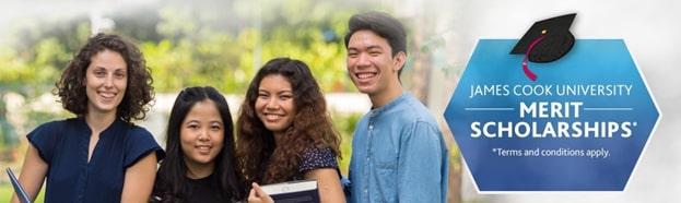 Học bổng trường Đại học Công lập James Cook Singapore