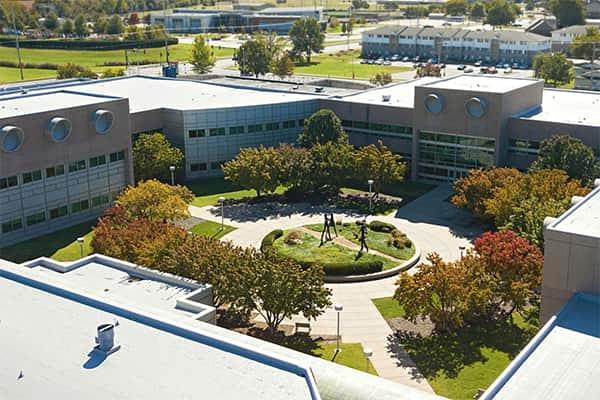 Khuôn viên Đại học Pittsburg State