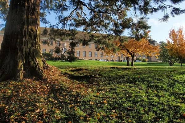 Tổng quan một cơ sở của Đại học Exeter