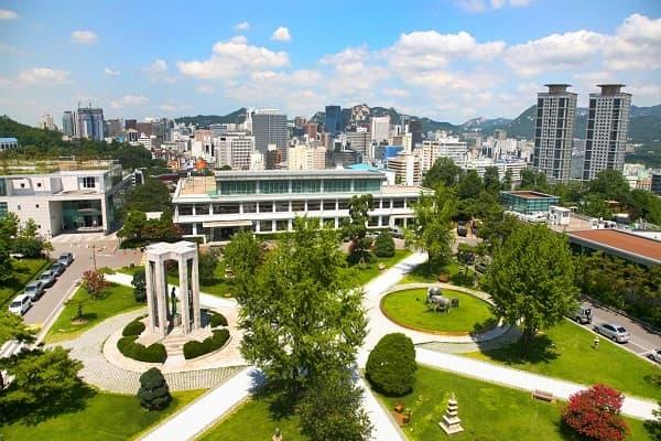 Ngôi trường danh giá bậc nhất Hàn Quốc