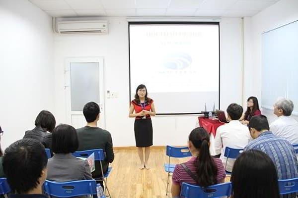 Bà Hoàng Vĩnh Hường chia sẻ thông tin du học Nhật Bản