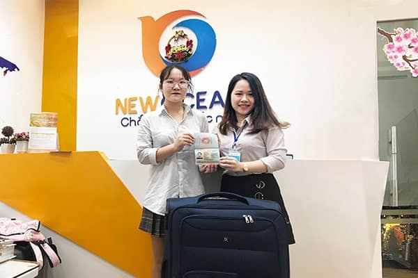 Cao Thị Linh - Du học Philippines