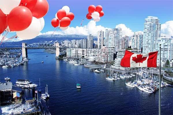 Canada đã không còn xa lạ đối với các bạn du học sinh quốc tế