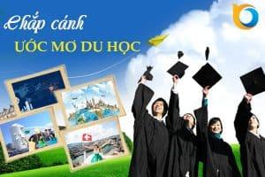 Chắp cánh ước mơ du học