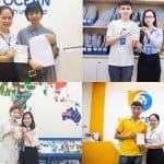Chúc mừng Visa du học Trung Quốc