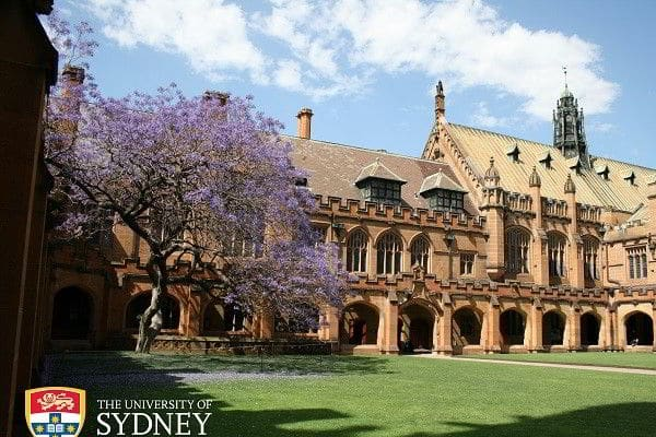 Đại học Sydney Úc