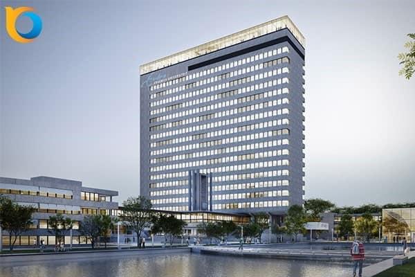 Đại học Eramus Rotterdam