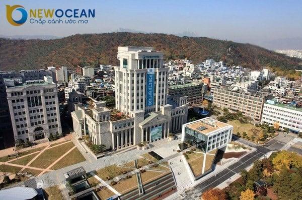 Du học Hàn Quốc. Trường đại học Ngoại ngữ Hàn Quốc
