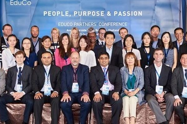 Tổ chức giáo dụcEduCo International Group