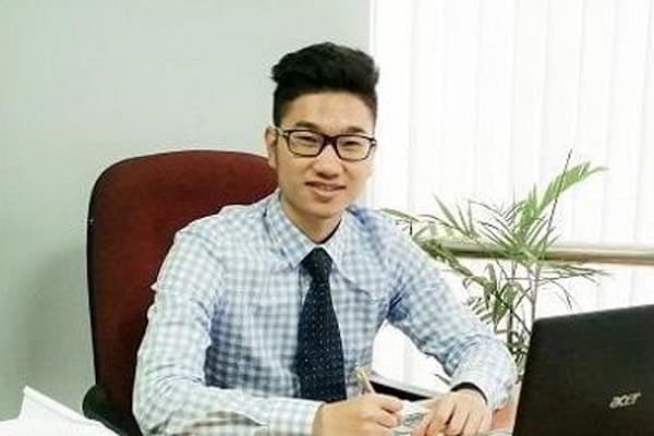 Eric Hà - Nhà sáng lập - giám đốc điều hành - Student Life Care