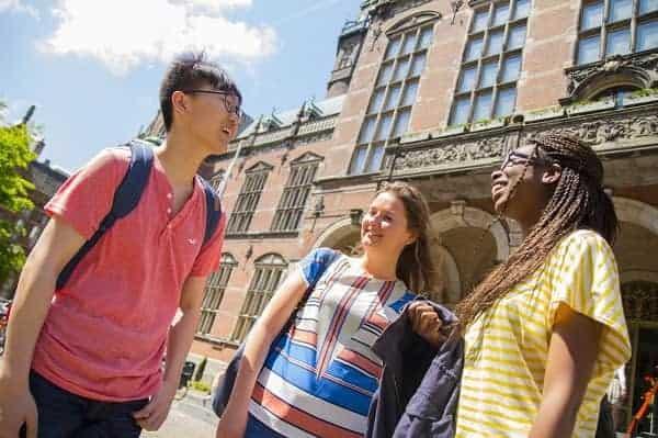 Hà Lan nơi thu hút du học sinh quốc tế bởi chất lượng giáo dục đẳng cấp