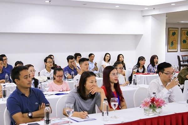 Hội thảo du học thông minh diễn ra thành công