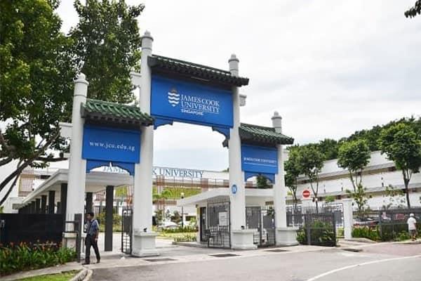 James Cook Singapore là một trong những ngôi trường hàng dầu ở Singapore