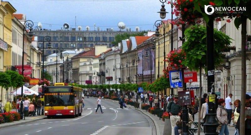 Ba Lan đứng thứ 20 trên thế giới xét về tổng GDP